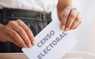 Consulta Censo Electoral