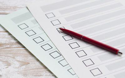 Censos definitivos y voto por correo